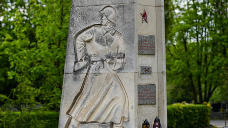 A view of a memorial to soldiers of the Soviet army fell in the battle for the liberation of Krakow. © Global Look Press
