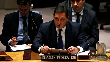 Moscow promotes joint Russia-China plan instead of US attempts to 'strangle' N. Korea at UNSC