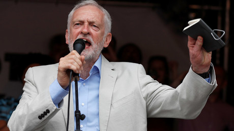 Labour surges 8pts ahead of Tories in latest poll
