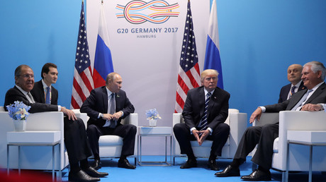 Trump: Meeting with Putin was 'tremendous'