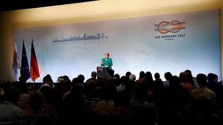 'Everyone benefits from good, honest dialogue between Russia, US' – Merkel