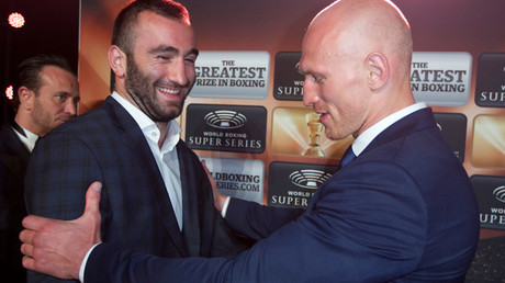 World Boxing Super Series Draft Gala and Draw  © Alexander Sandvoss / Global Look Press