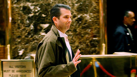 Donald Trump Jr © Eduardo Munoz