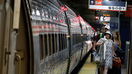 'Summer of hell': 600k+ New York-area commuters face massive station repairs & delays