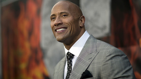 Is The Rock cooking up a White House run? Wrestling star registered with electoral commission