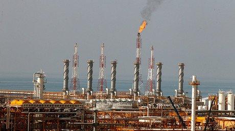 China may take over gas project in Iran if France's Total pulls out