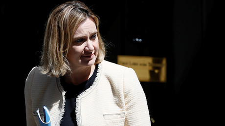 Amber Rudd, Home Secretary © Stefan Wermuth