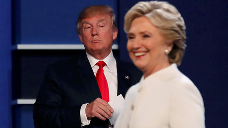 Putin wanted Hillary Clinton to win the election, says Trump