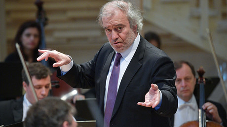Russian Maestro Gergiev to perform on Bastille Day in Paris, under fire for 'Putin friendship'