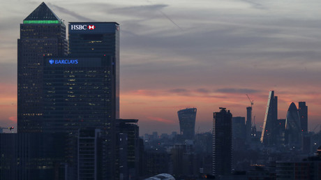 Paris hopes for hard Brexit to steal London's financial hub - leaked memo