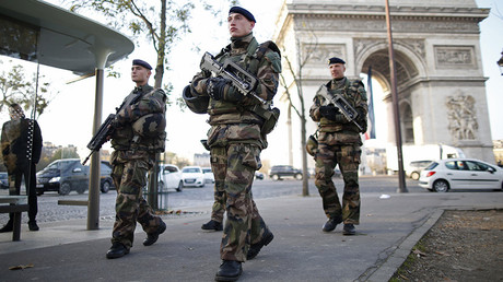 French Senate backs permanent state of emergency measures amid street protests (PHOTOS)