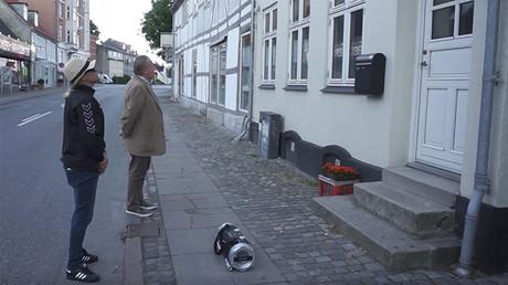 © Nej tak til moskeer i Danmark