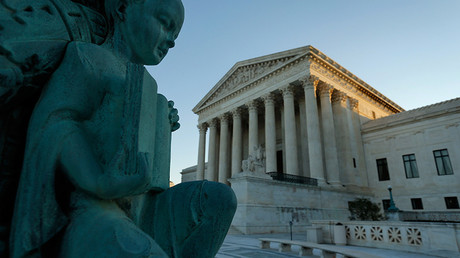 U.S. Supreme Court building in Washington  © Jonathan Ernst