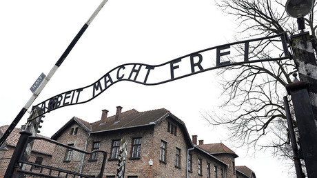Israeli student could face charges over theft of items from Auschwitz
