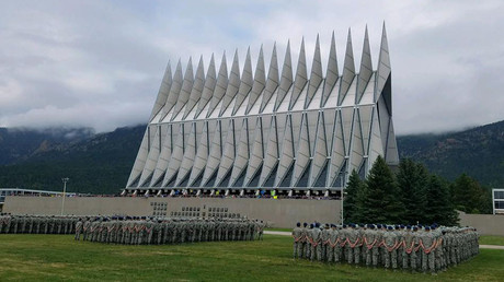 USAF Academy may use mental health counseling to cover up sexual assaults