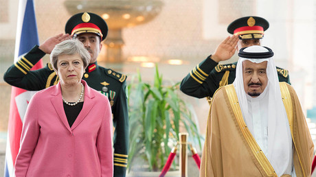 May urged to intervene in Saudi executions as figures show arms sale bonanza