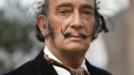 Spanish artist Salvador Dali © Global Look Press