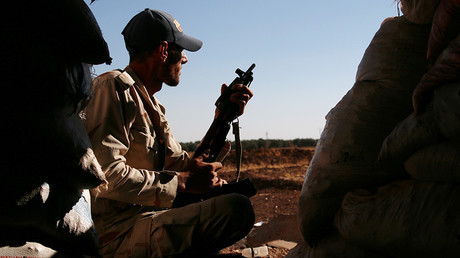 US special operations chief confirms end of CIA support for anti-Assad forces in Syria