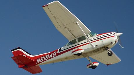 FILE PHOTO: Cessna 172 single engine aircraft © Wikipedia