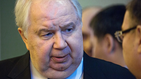 'Witch hunt' target, Russian Ambassador Kislyak ends US tenure