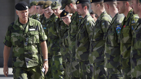 Sweden to hold 'biggest military exercise in decades' with NATO amid 'fears over Russia'