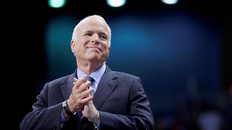 #UnfollowMcCain: Senator's plea for Twitter followers backfires