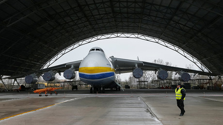 Ukraine starts liquidation of legendary aircraft manufacturer Antonov