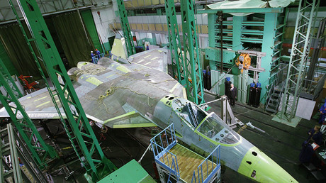 First Russian 5th generation Su-57 fighter jets to be put in service 'very soon'