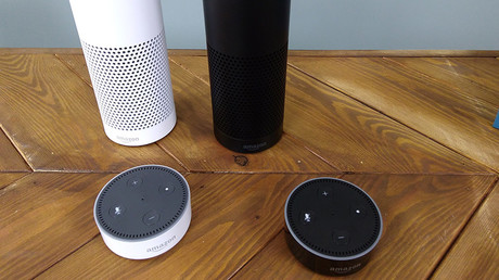 The Amazon Echo © Peter Hobson