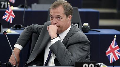 LBC radio urged to sack Nigel Farage for making 'false statements'