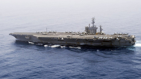The aircraft carrier USS Nimitz (CVN 68) © U.S. NAVY