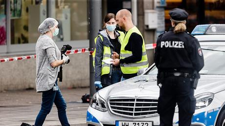 Hamburg knife attacker acted on 'Islamist motives' – prosecutors