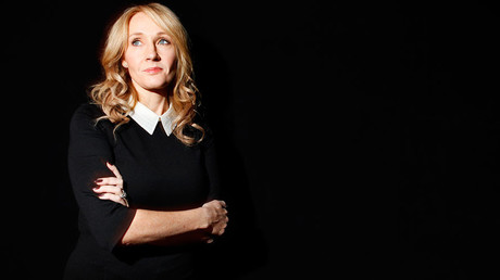 Author J.K. Rowling © Carlo Allegri