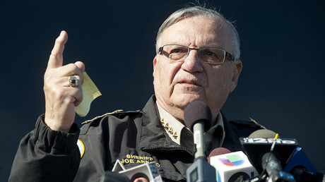 Ex-Sheriff Joe Arpaio found guilty of contempt for targeting immigrants