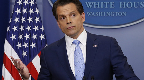 White House Communications Director Anthony Scaramucci © Jonathan Ernst