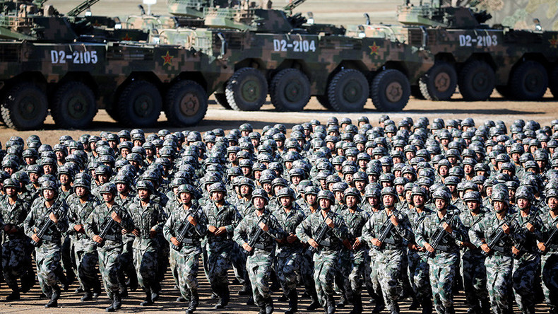 Chinese Army will protect country's sovereignty & integrity against 'all invasions' – Xi Jinping