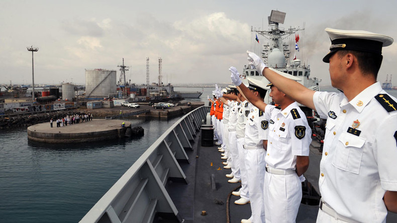 China's 1st foreign naval base officially opens in Djibouti