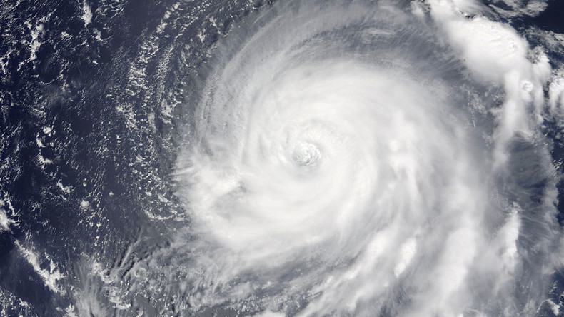 ISS astronauts snap spellbinding super Typhoon Noru from space (PHOTOS)