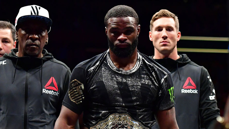 'Dana White owes me public apology, or I'll start leaking some s***' – UFC champ Tyron Woodley