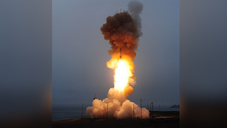 USAF test-fires Minuteman III days after N. Korean missile launch