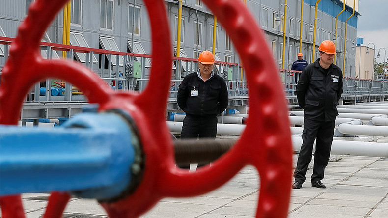 Ukraine boosts reverse gas supplies from Europe by 240%