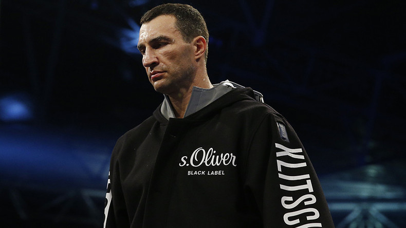 Wladimir Klitschko announces retirement from professional boxing