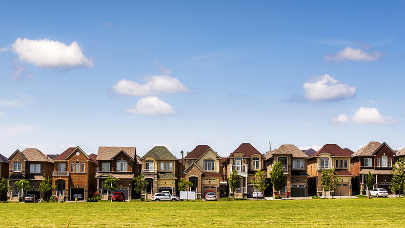 Canada's housing boom may soon go bust along with economy