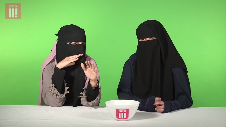 BBC accused of 'normalizing' Islamic burqa in 'propaganda' video