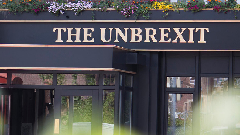 'The Unbrexit': British-style pub in Germany raises warm pint to European unity