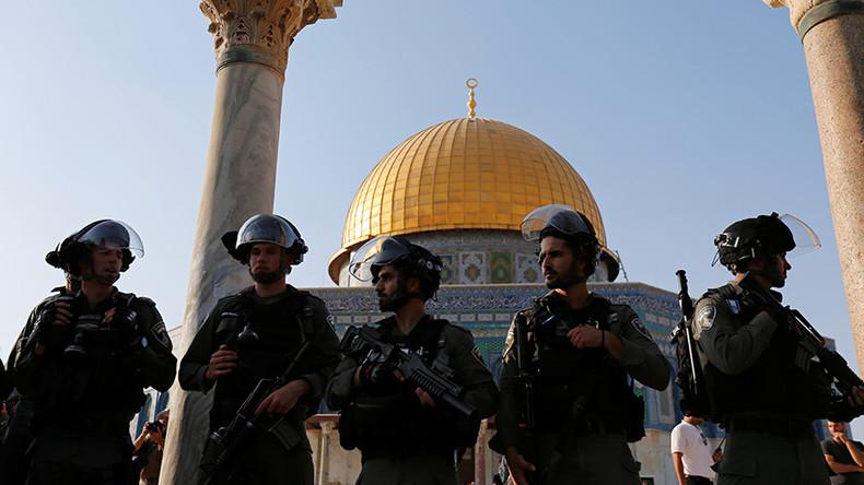 'Shameful': Journalists file petition over 'violent' Israeli treatment