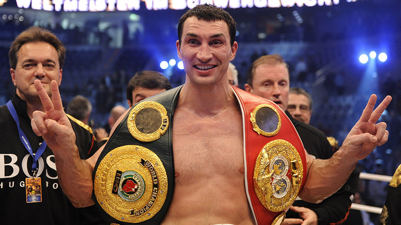6 of the best – The defining fights of Wladimir Klitschko's glittering career