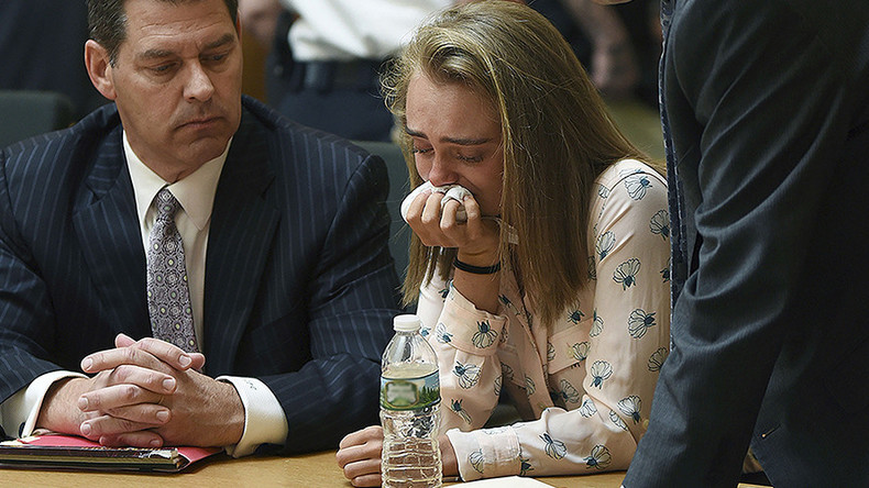 Woman sentenced to 2.5 years in jail for text messages urging boyfriend to kill himself