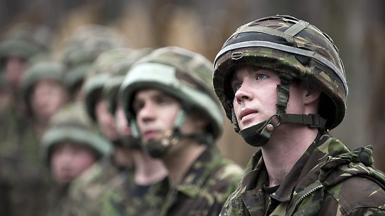 British Army must stop recruiting child soldiers, veteran tells RT