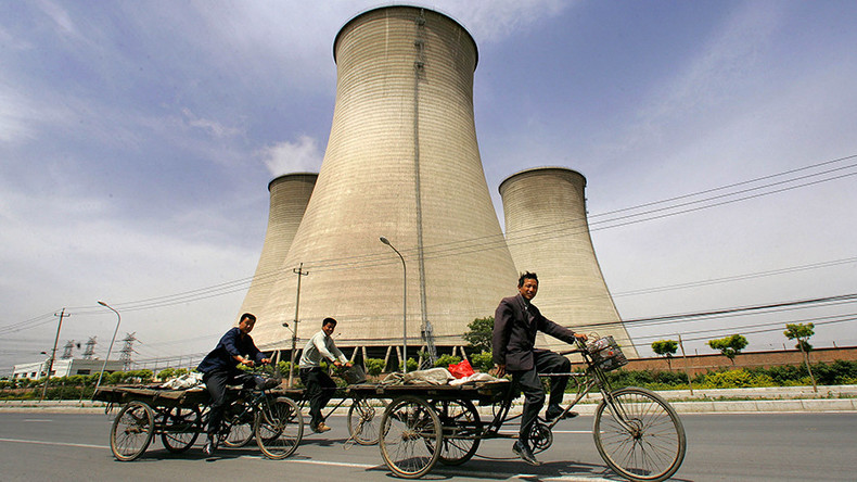 Coal-fired power plant in China issues green bonds